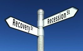 Crossroads between Recovery and Recession