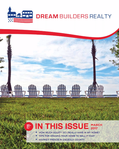 Osceola County Real Estate newsletter