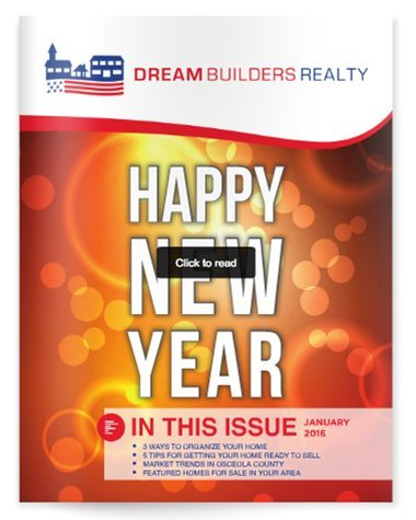 Osceola County Real Estate Newsletter January 2016