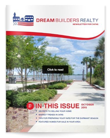 Osceola County Real Estate Newsletter - October 2015