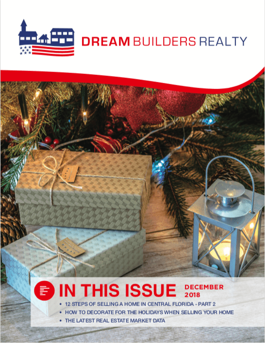 December 2018 Dream Builders Realty Newsletter